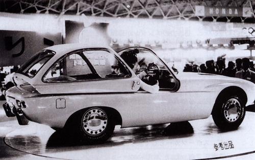 Toyota Publica Sport concept